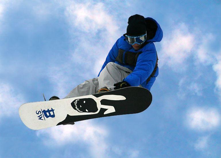 white face mountain snowboarding freestyle, NY