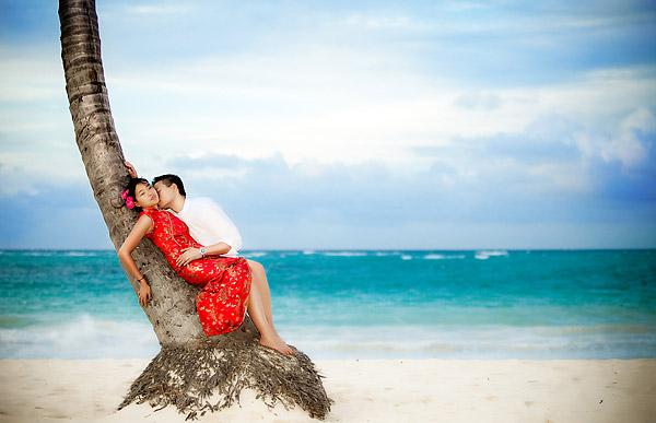 Paradisus Punta Cana wedding Photographers