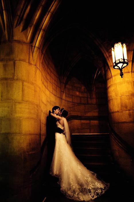 Ther Riverside Church chapel wedding