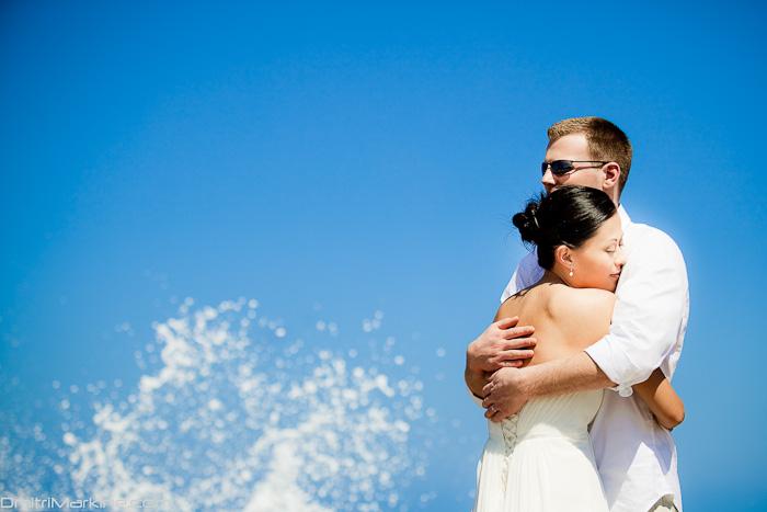 Varadero wedding at Laguna Azul resort in Cuba