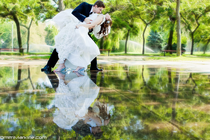 Toronto jewish wedding photographers