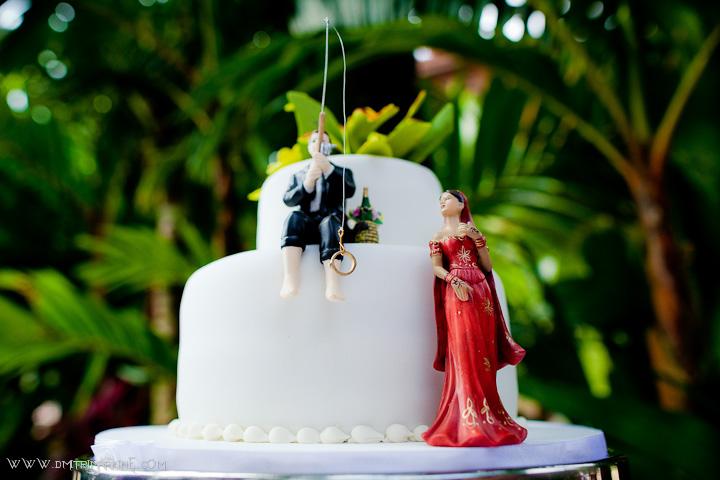 Wedding Cake - Indian Wedding