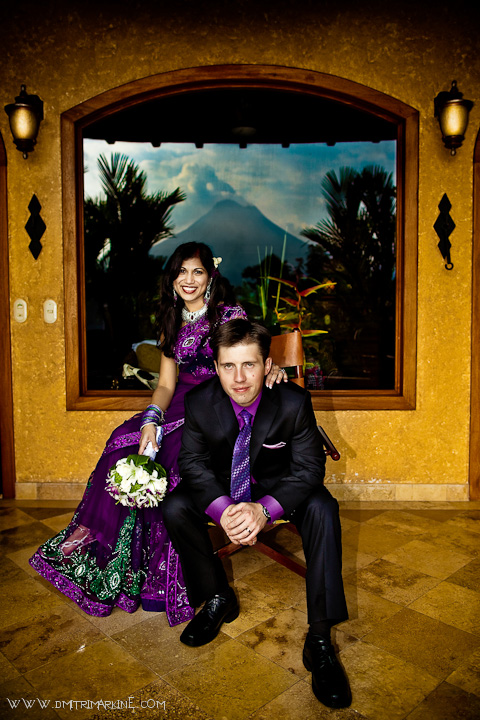 Indian wedding photography in Costa Rica