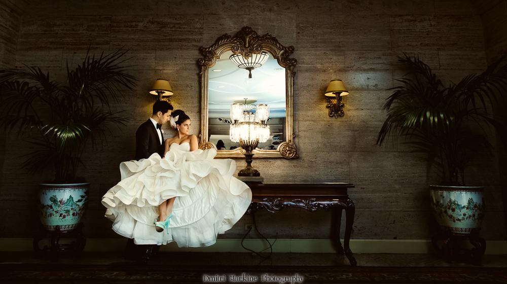 Toronto fairmount royal york hotel wedding