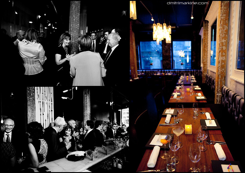 Restaurants for weddings in Toronto