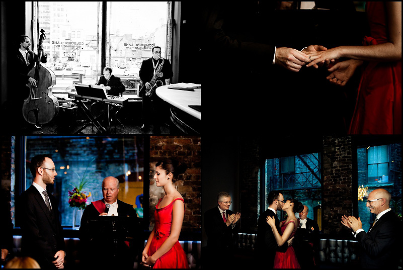 Wedding at King Edward luxury Hotel Toronto