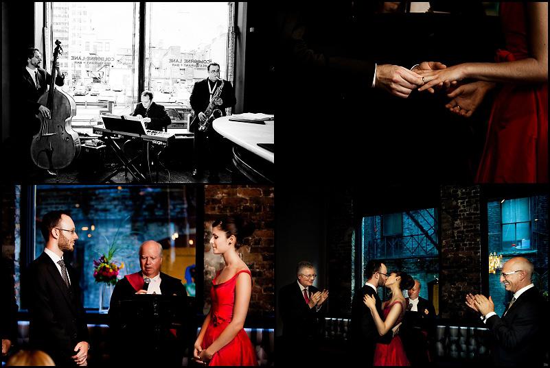 Wedding at King Edward luxury Hotel Toronto