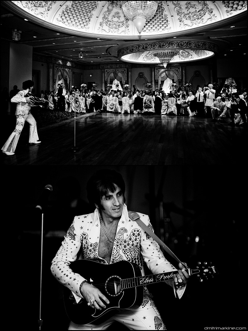 Toronto Elvis Impersonator