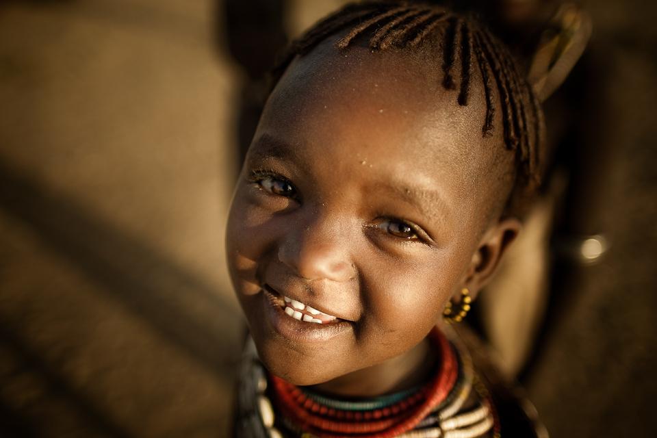 African girls mix