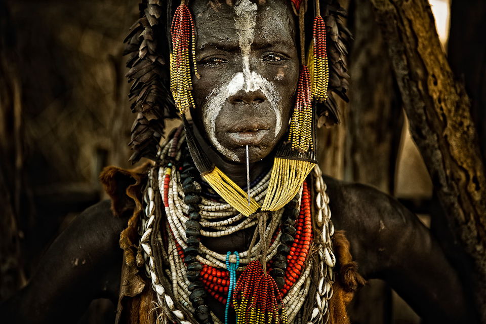 Unique Tribes around the world