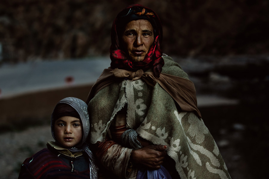 Berber Tribe, Atlas Mountains