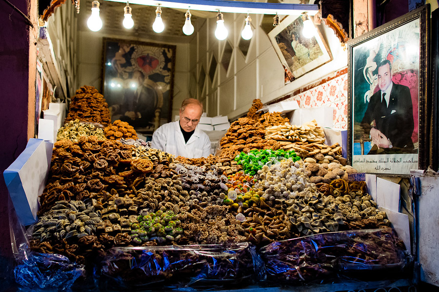 Morocco Sweets, Marrakech
