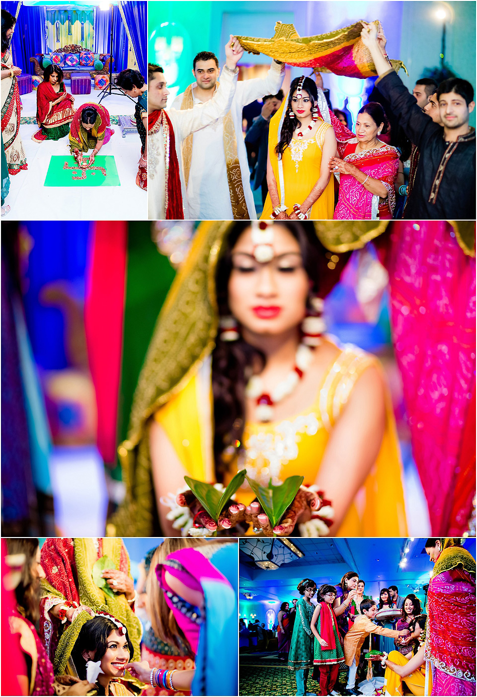 Indian Wedding Piti Atlanta GA