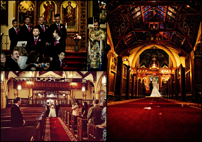 Cathedral Church Buffalo New York Wedding