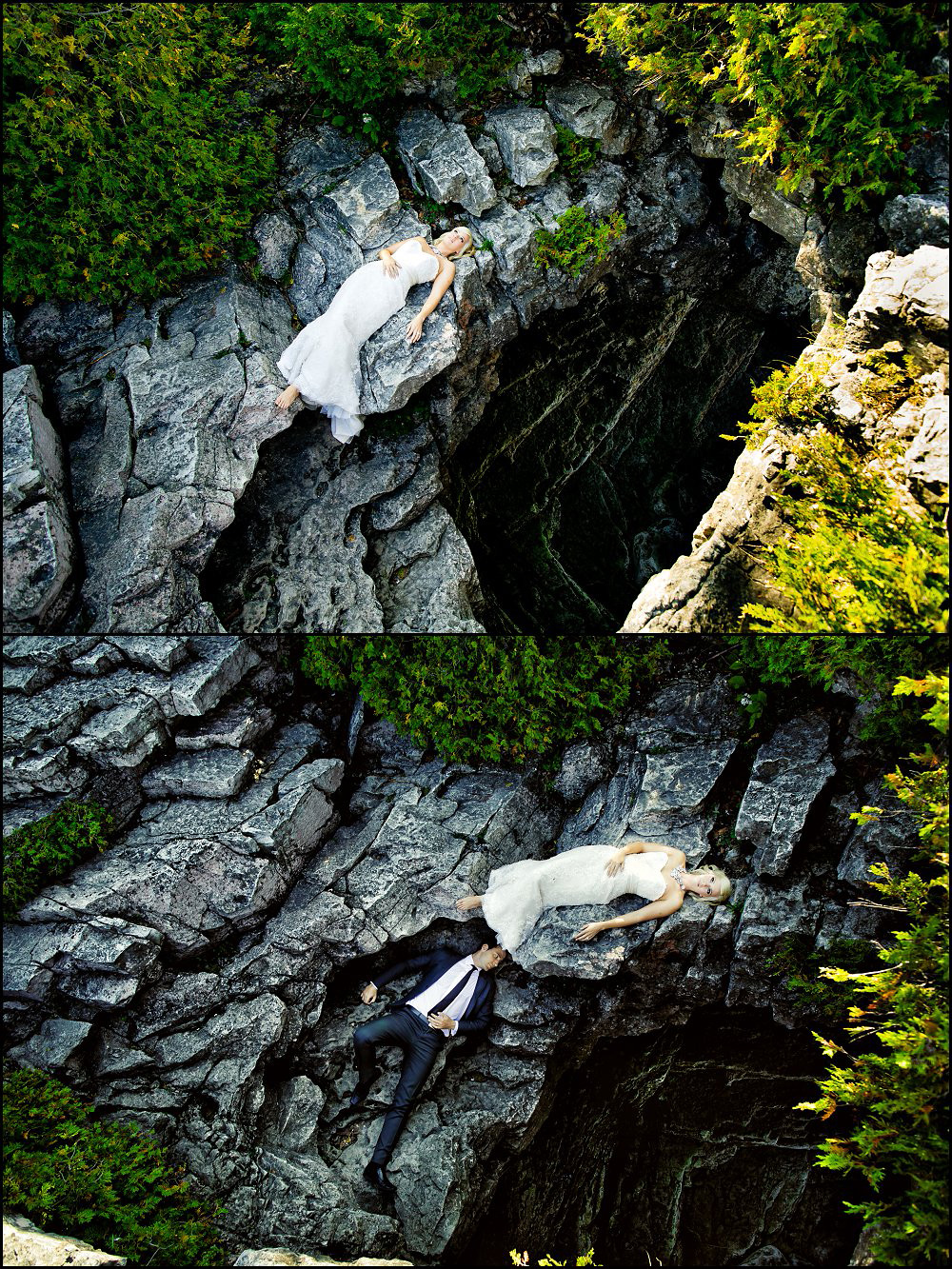 Wedding Photography Tobermory Bruce Peninsula National Park