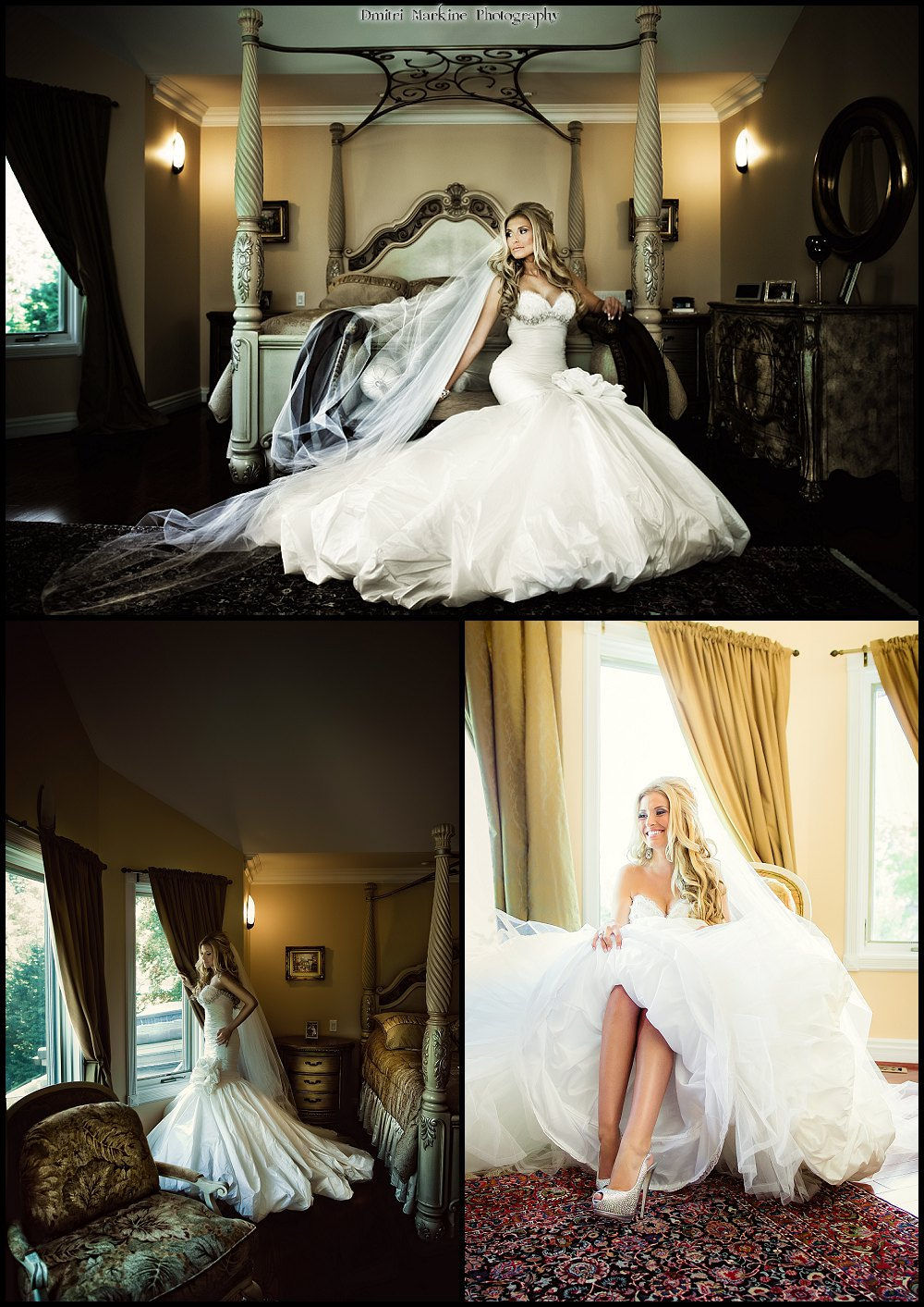 Iness Di Santo Wedding Dress
