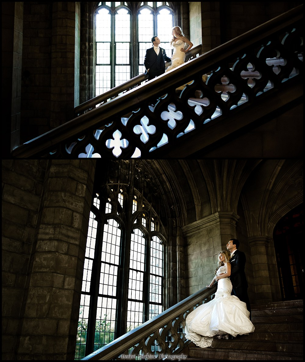 Knox College church ceremony Toronto luxury weddings