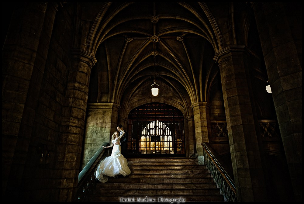 Toronto Wedding Photography by Dmitri Markine