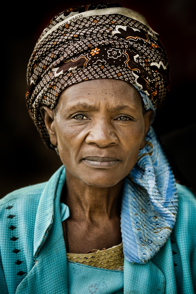 Amazing portraits of people in Uganda Africa