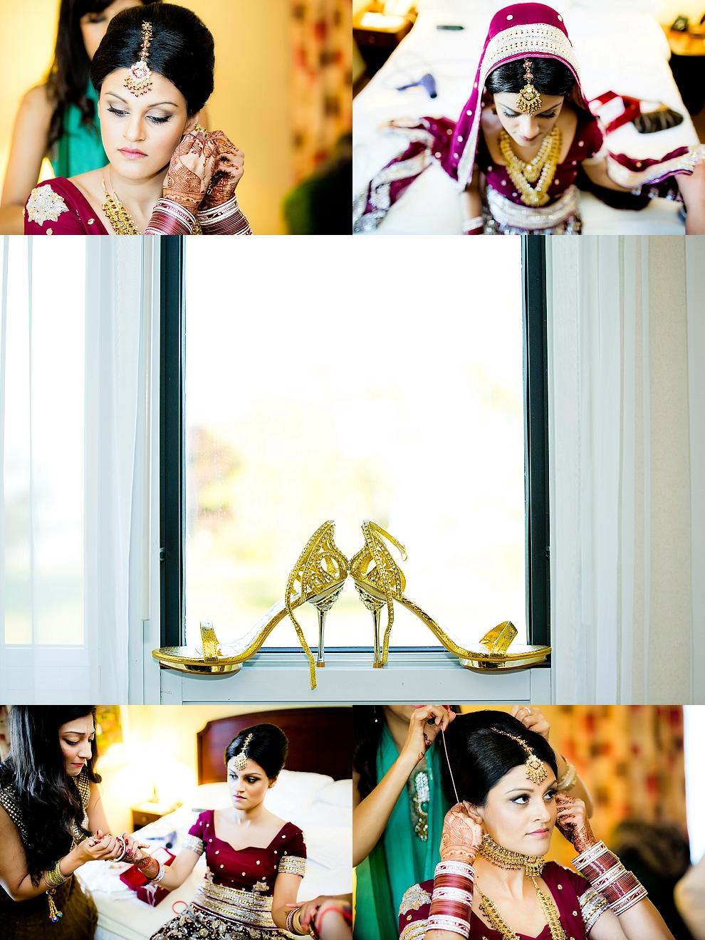 Dallas Texas Indian wedding