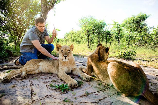 wildlife photographer dmitri