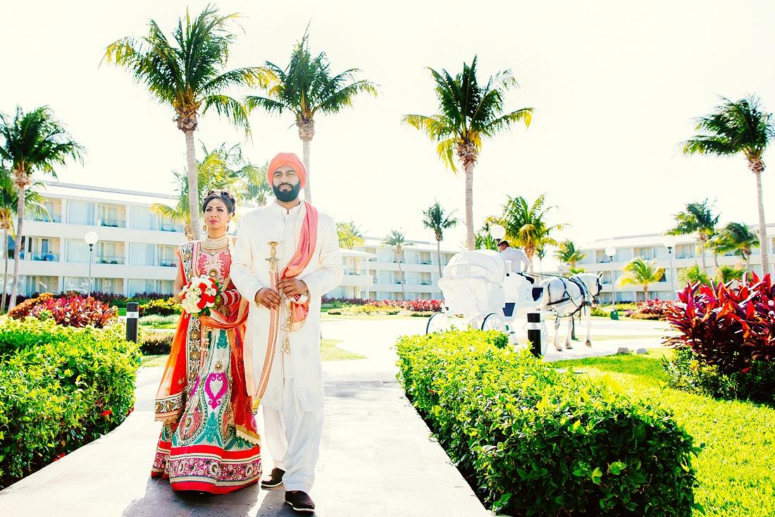 JW Mariott Cancun Resort and Spa wedding