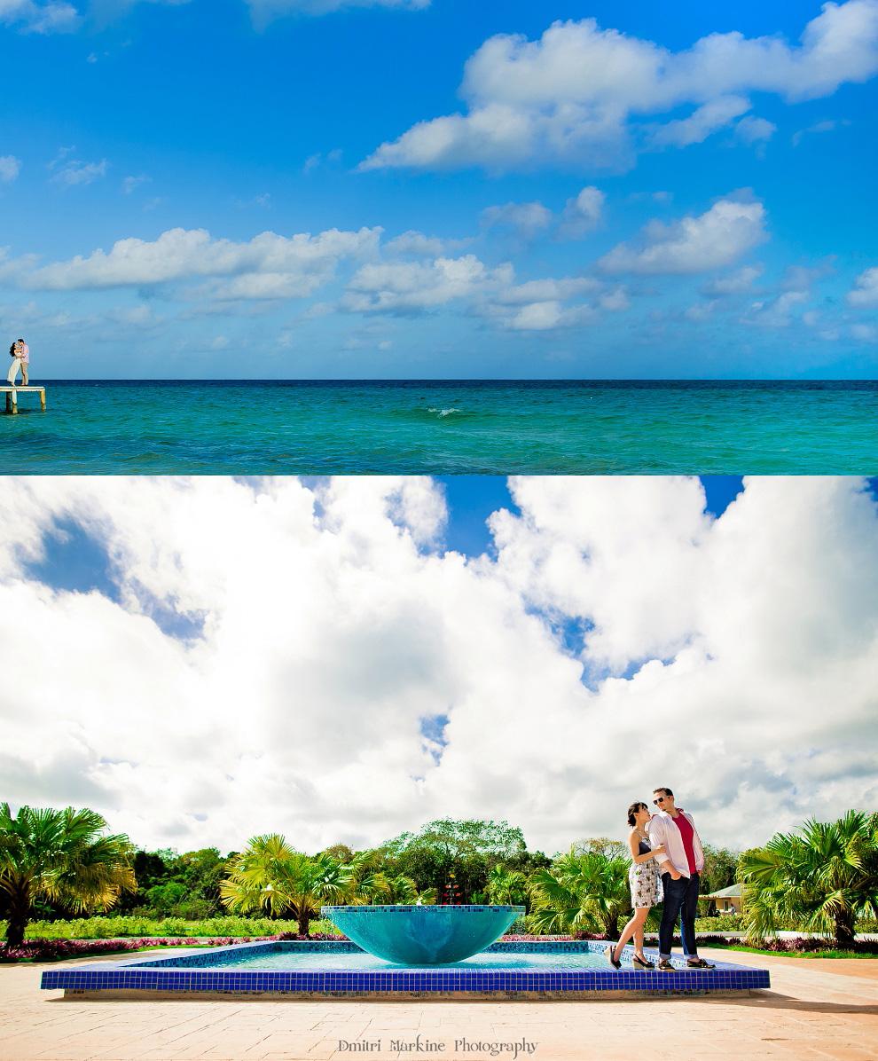 wedding photography in Melia Jardines Del Rey in Cayo Coco Cuba resort