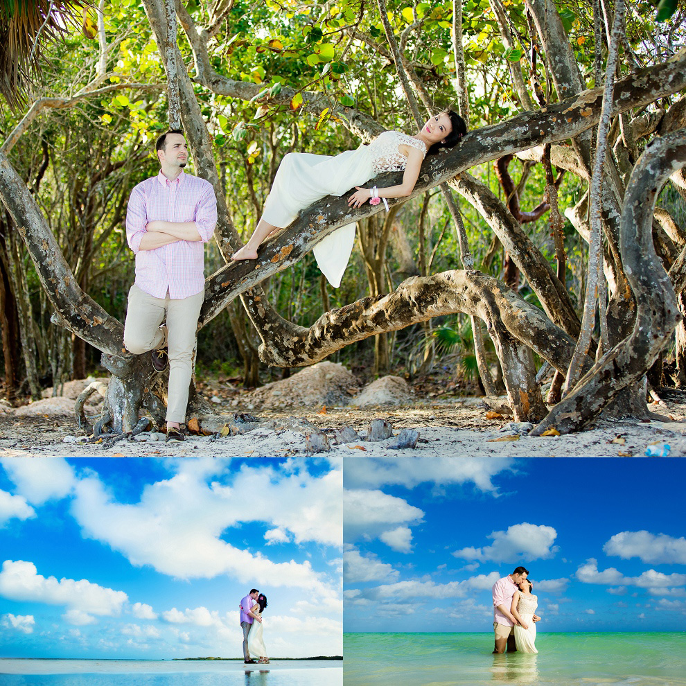 Engagement Photography Session In Cayo Coco Cuba