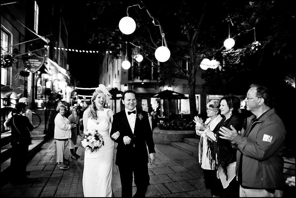 Old Hollywood weddings