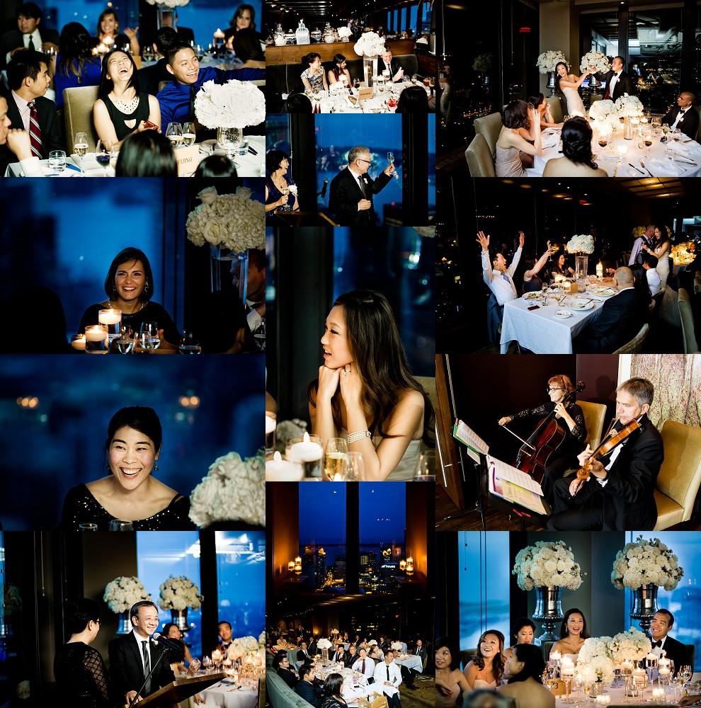 Oliver and Bonacini wedding reception venue