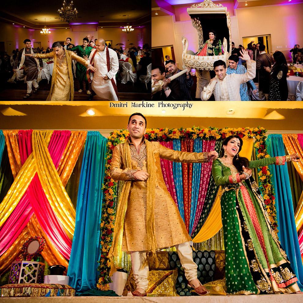 Sangeet wedding venue