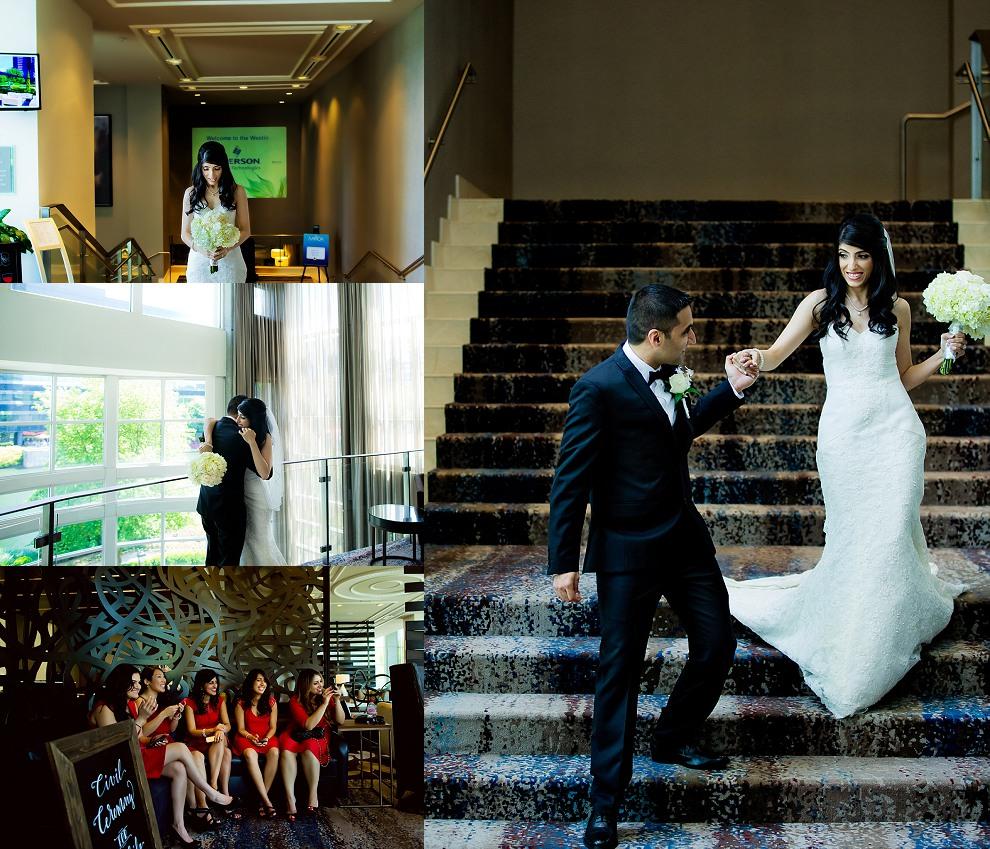 Wedding at Westin Atlanta Perimeter North