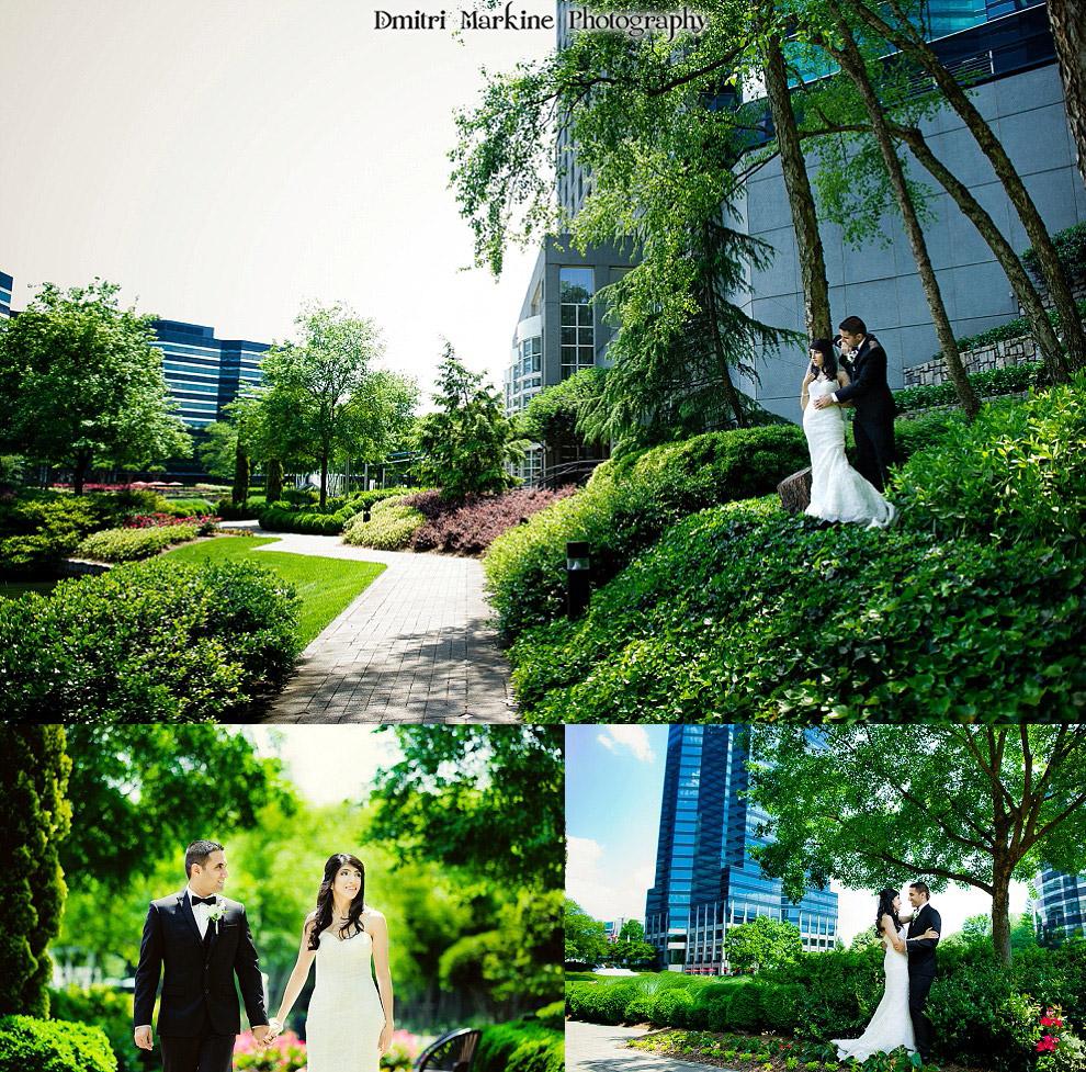 Westin Atlanta hotel wedding