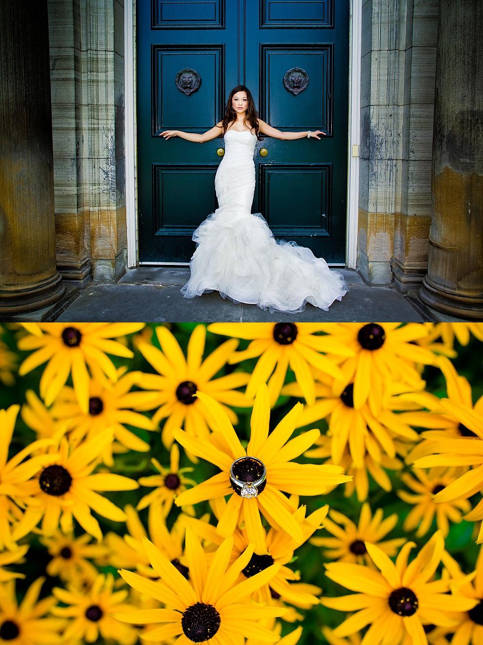 artistic asian weddings in Toronto, ON