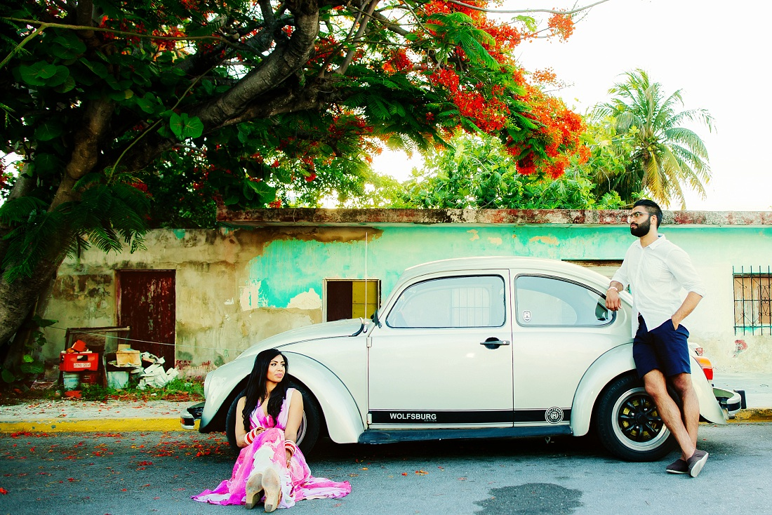 Best Costa Rica Indian wedding photographers