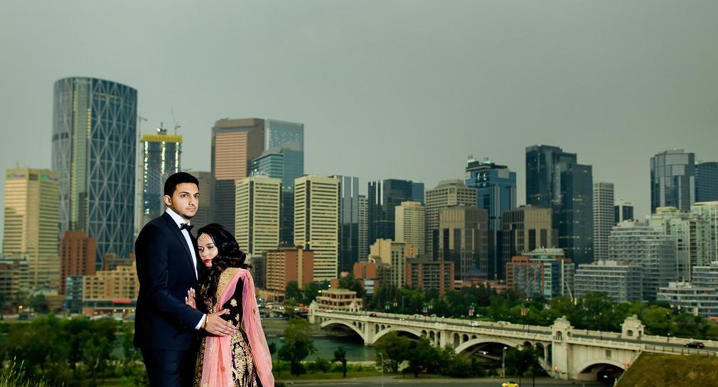 best indian wedding photographer in Calgary