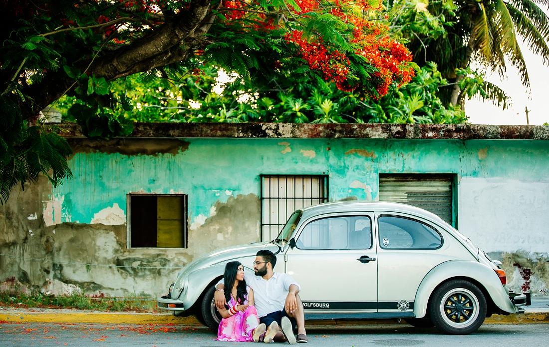 best Indian wedding photographers La Fortuna Costa Rica