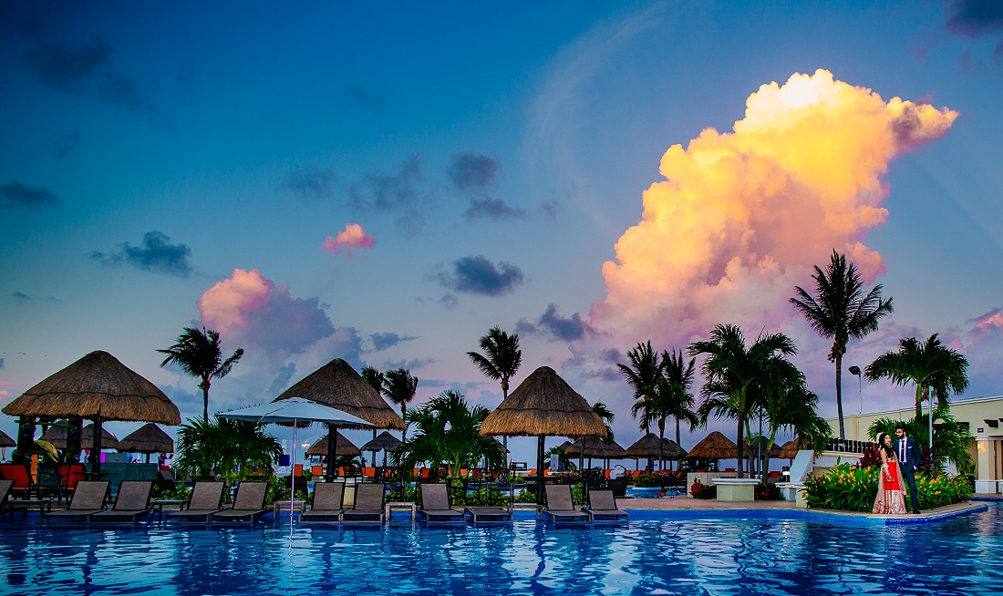 best resort to get married in Mexico