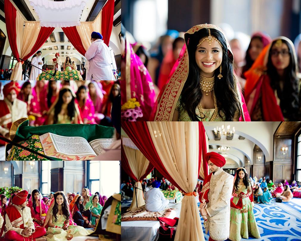 best sikh Indian wedding photographers in Calgary Canada