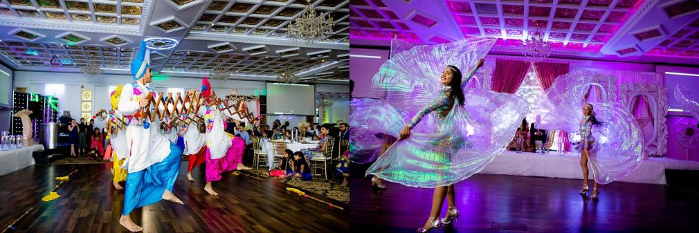 best wedding banquet halls Calgary Indian wedding