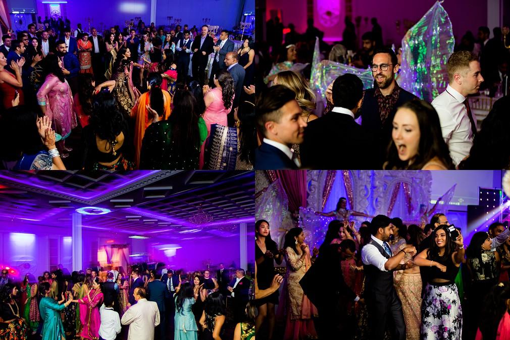Calgary Indian wedding photographers