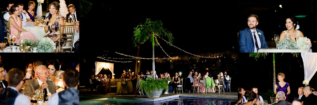 costa rica reception pictures