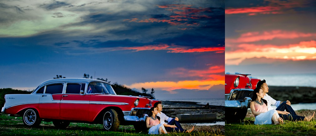destination weddng in havana pictures