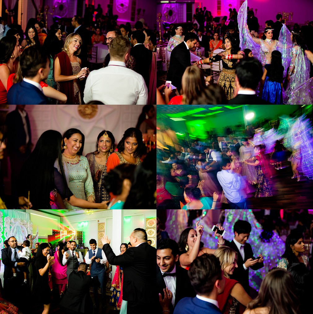 Indian wedding pictures Empire banquet hall