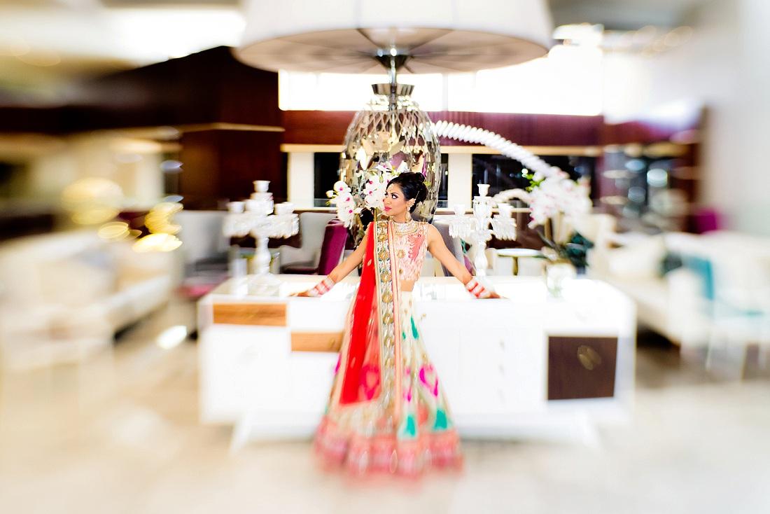 Indian wedding at Valentin Imperial Maya