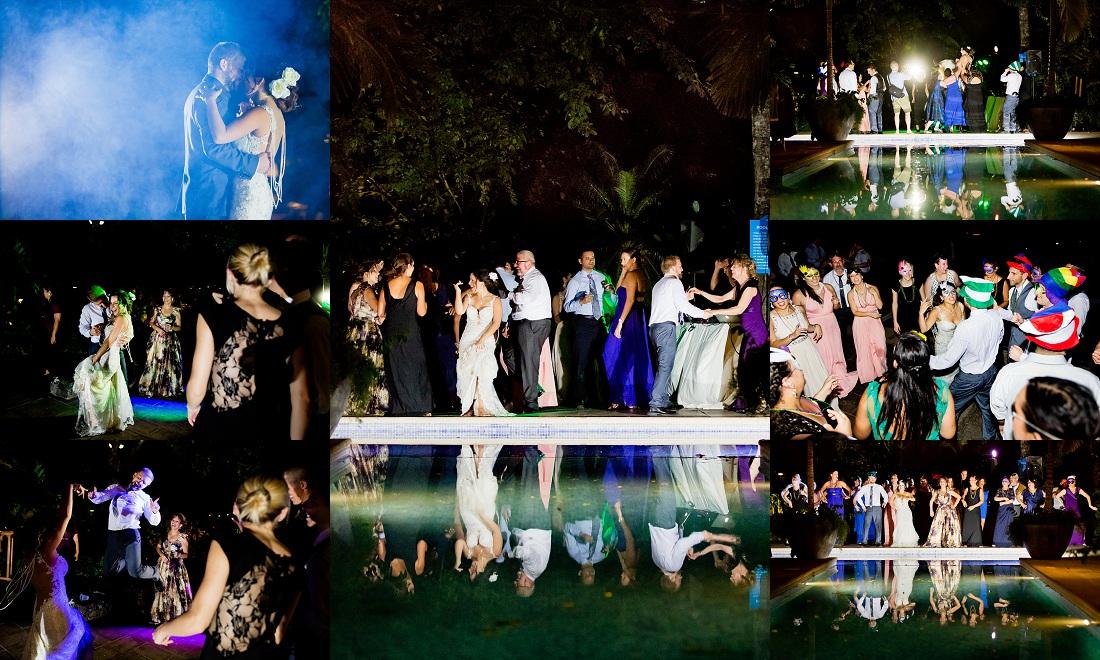 langosta beach club reception