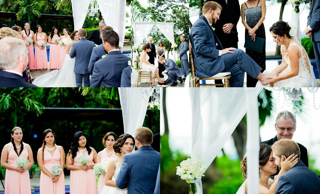 langosta restaurant wedding tamarindo