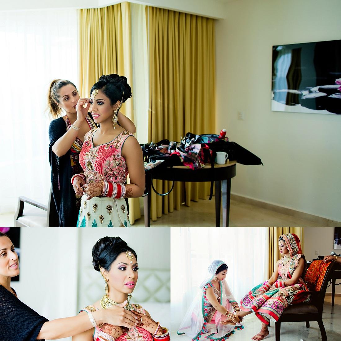 Luxury Indian weddings in Mexico St Lucia, hawaii, bahamas