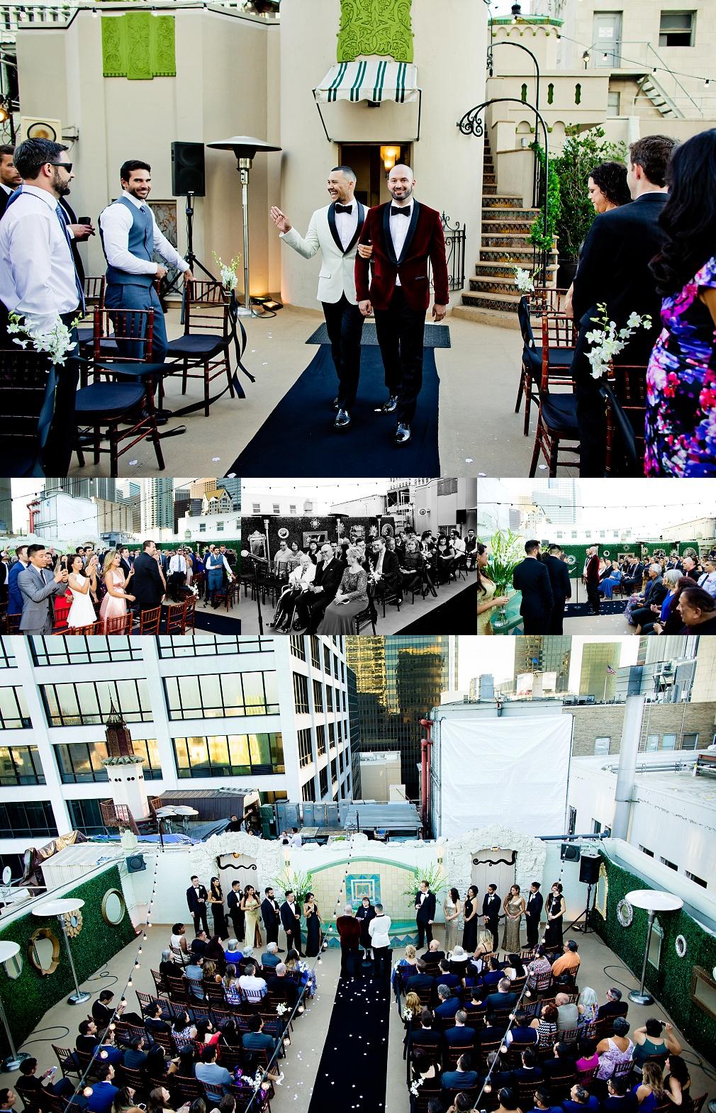 Oviatt Penthouse reception