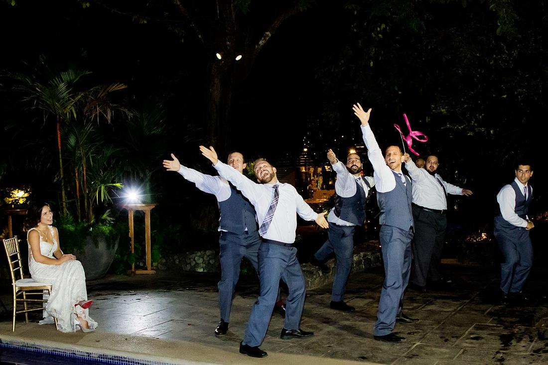 best resorts to host wedding reception Costa Rica
